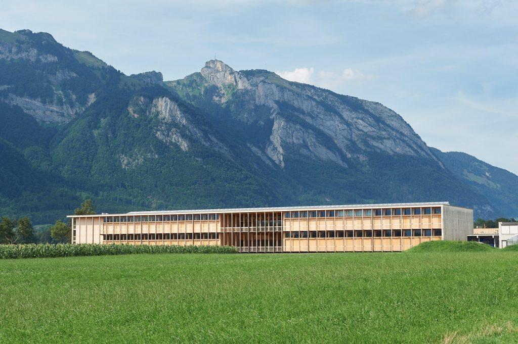 Landwirtschaftliches Zentrum Salez St. Galllen