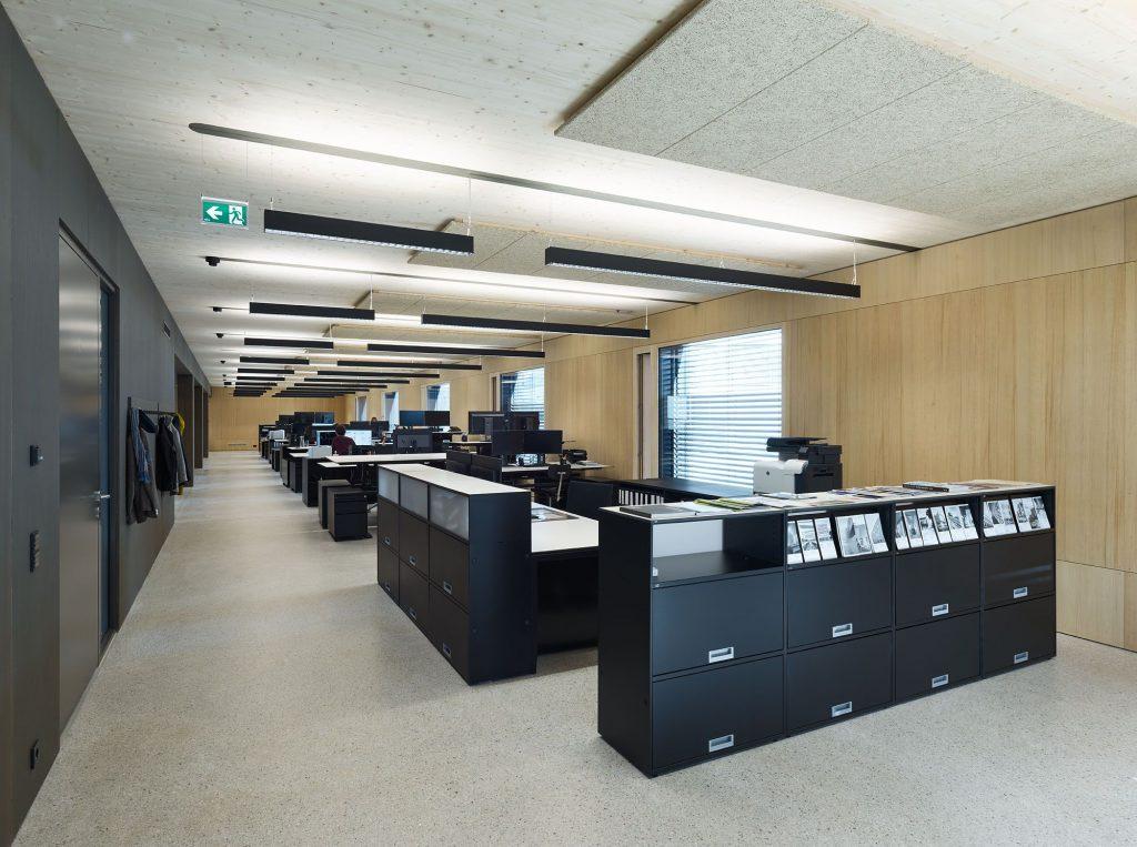 Bürogebäude S6 Dornbirn