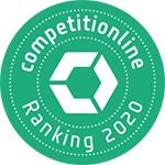 Ranking competitionline 2020 © competitionline
