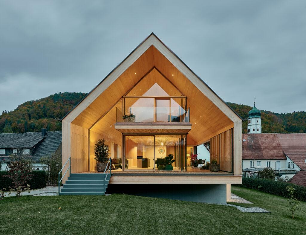 Haus R Albstadt ©David Matthiessen