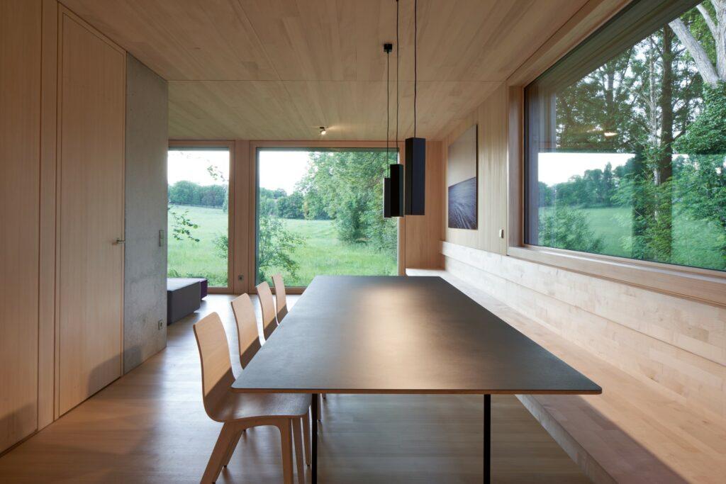 Einfamilienhaus Wimpasing © Stefan Müller-Naumann